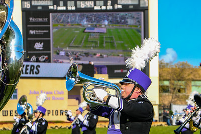 NUMB 2019-11-09 | Northwestern vs. Purdue
