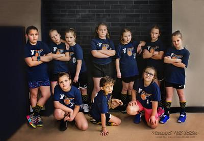 Pleasant Hill Billies  Girls 3rd Grade