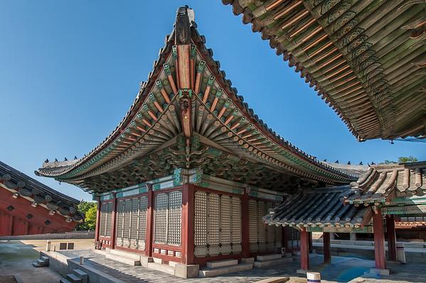 SOUTH KOREA, Seoul 2013, Changgyeonggung Palace Area.