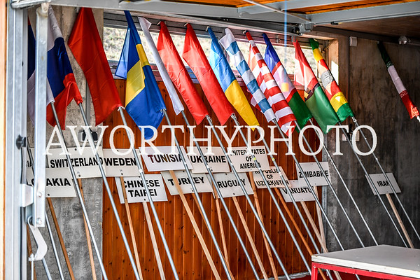 2018 August Jr World Rowing Championships