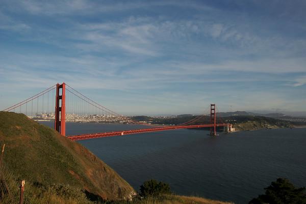 San Francisco Golden Gate Bridge Night Photos