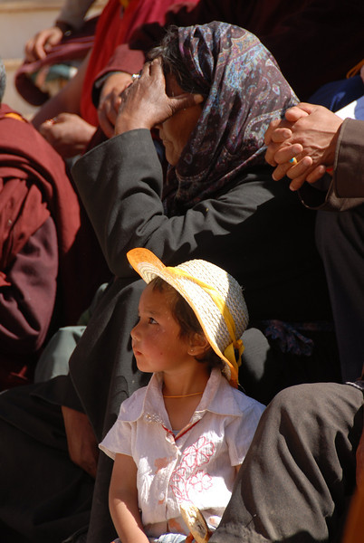 800-year celebration of Shey Monastery in Ladakh, India