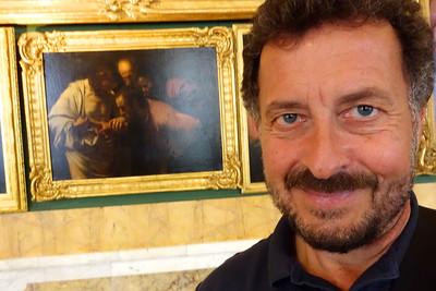 Caravaggio Landscape