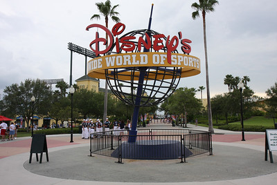 Dawg Baseball--Disney, June 2009