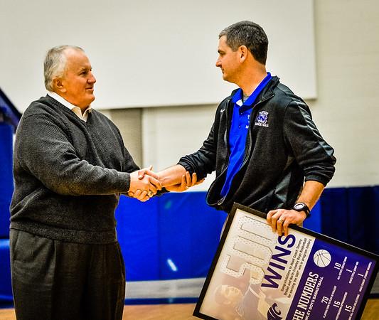 Coach Brakel 500th Win 12-05-15-13