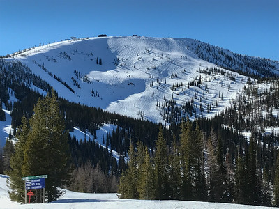 British Columbia-Idaho-Washington Ski Trip March 2018
