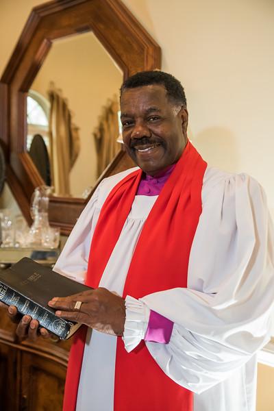 Bishop GF Austin
