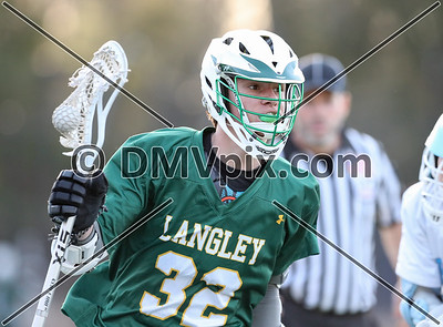 Langley @ Yorktown Boys JV (13 Apr 2018)