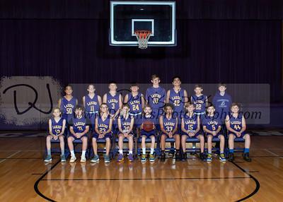 Boys Basketball Team and individual