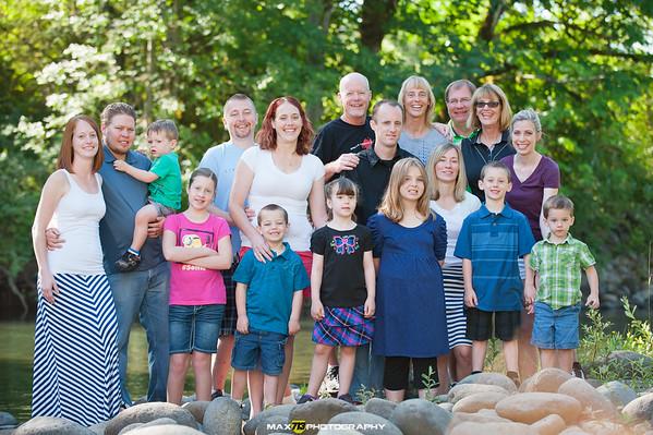 Witt Family 2014