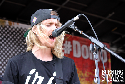 Tonight Alive @ Seaside Park (Ventura, CA); 6/23/13