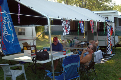 Bristol Campground August 2008