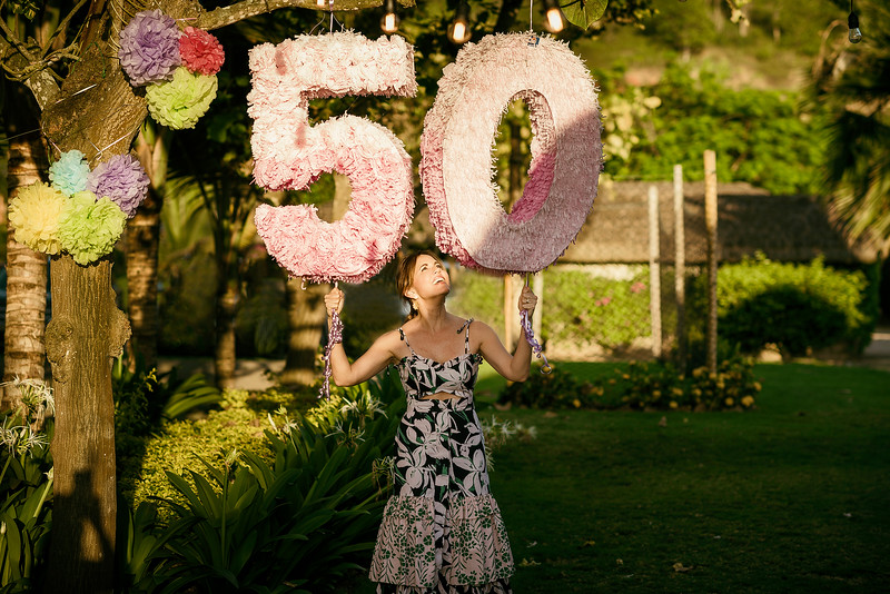 Los 50 de Marcela Coello
