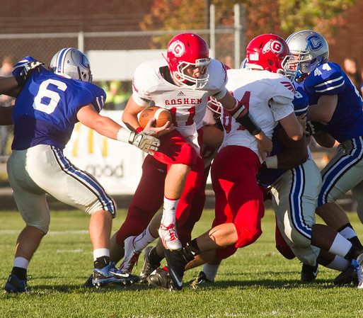 Goshen vs. Carroll Football
