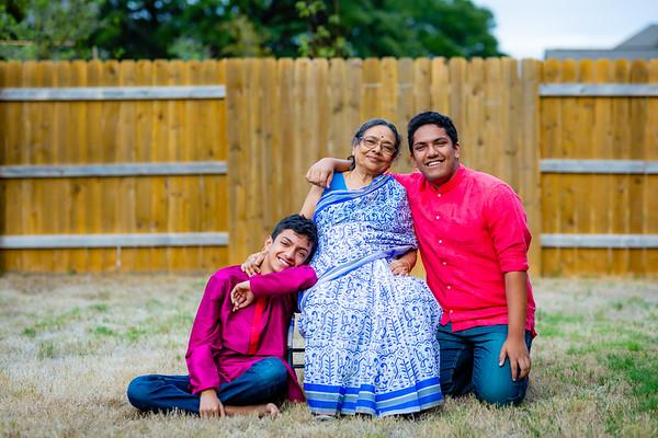 Dipankar and Barnali Family