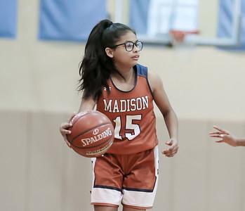 Girls Fr. Basketball vs Johnson 012520
