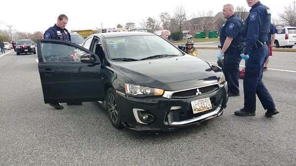 3/10/19 Overdose While Driving Leads to Motor Vehicle Accident
