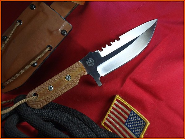 Relentless Knives M4 Wolverine 3W031212HF1058507 Complete