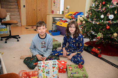 2012 Dec - Christmas Morning