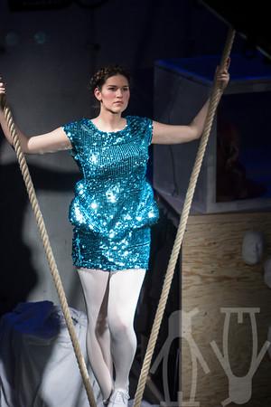 Hamletmaskinen Premiere 07.03.14