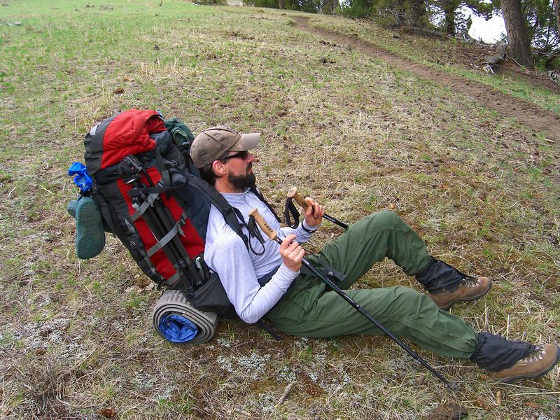 May 11, Yellowstone River Trail