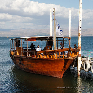 Tiberias and Sea of Galilee October 2013