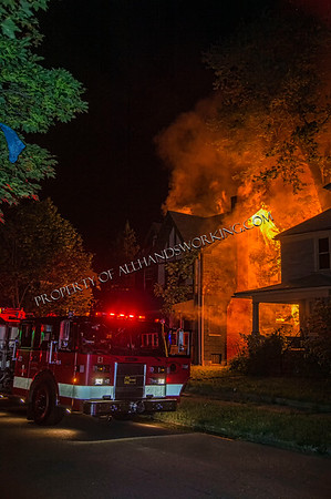 Highland Park dwelling fire 221 Connecticut Ave