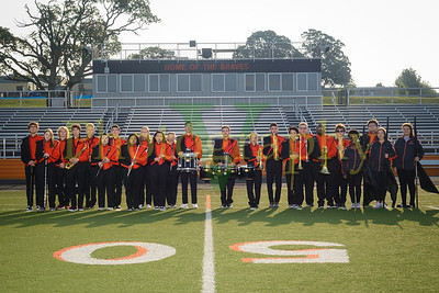 Bonner Springs Band 2018-19