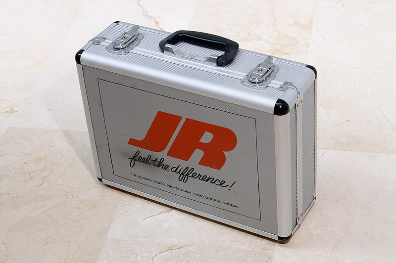 Aluminum transmitter case