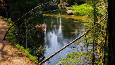 07-14-2021 Paulina Creek and Paulina Falls