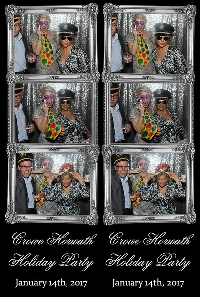 Crowe Horwath Holiday Party 01/14/2017
