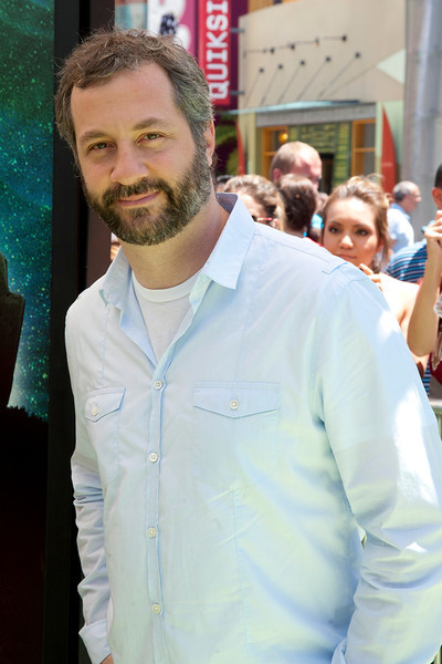 UNIVERSAL CITY, CA - AUGUST 05: Director Judd Apatow arrives to the premiere of Focus Features' 'ParaNorman' at Universal CityWalk on Sunday, August 5, 2012 in Universal City, California. (Photo by Tom Sorensen/Moovieboy Pictures)