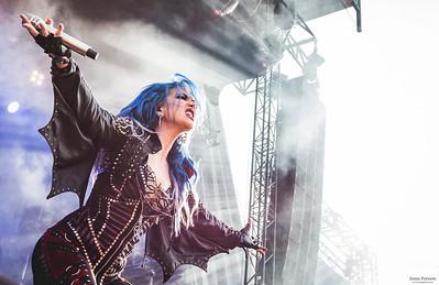 Arch Enemy - Sweden Rock Festival 2019
