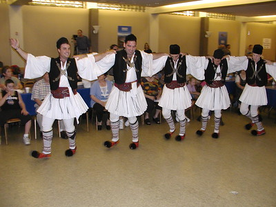Greek Festival - A Taste of Greece - August 31, 2003