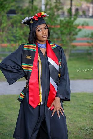 Trishelle's College graduation shoot 2020