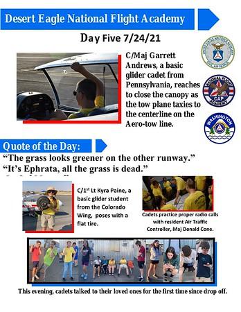 Desert Eagle Flight Academy Day 5