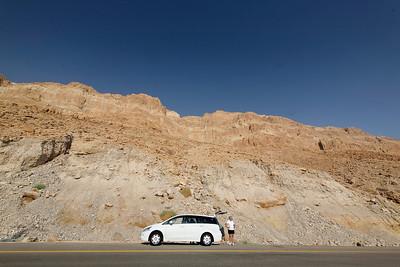 110725 Israel - Masada on the Dead Sea