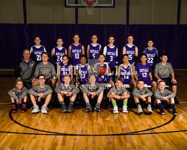 Basketball - 6th & 7th Grade Boys