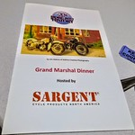 2019 Riding into History Grand Marshal Dinner