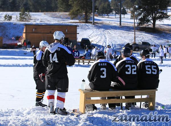 Pond Hockey Tournaments