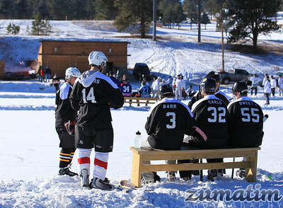 2013 Evergreen Pond Hockey Tournament