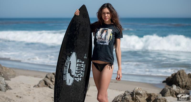Nikon D800E + 70-200mm f/2.8VR2 Lens Photos: Pretty Asian Bikini Swimsuit Model Goddess!