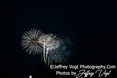 07/04/2019 Fourth of July Holiday Fireworks, Germantown Glory Fireworks Maryland, Photos by Jeffrey Vogt Photography