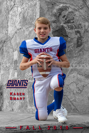 Fall 2018 - Giants Football