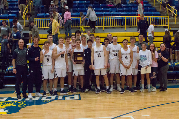 KHS BOYS - STATE BOUND -  VS MCLAIN - FREE DOWNLOADS!!
