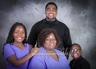Warren Family Portraits