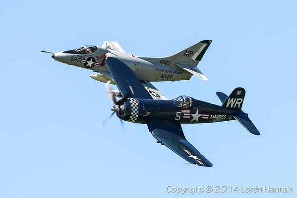 2014 Wings Over Waukegan