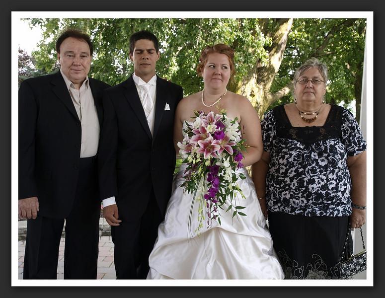Bridal Party Family Shots at Stayner Gazebo 2009 08-29 056 .jpg