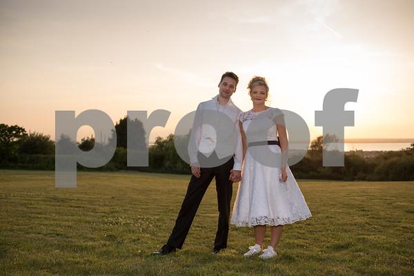 Alex and Sam wedding at The Crescent Turner Hotel