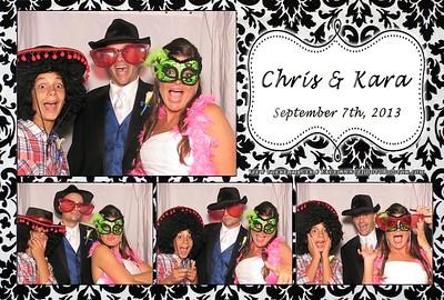Chris and Kara